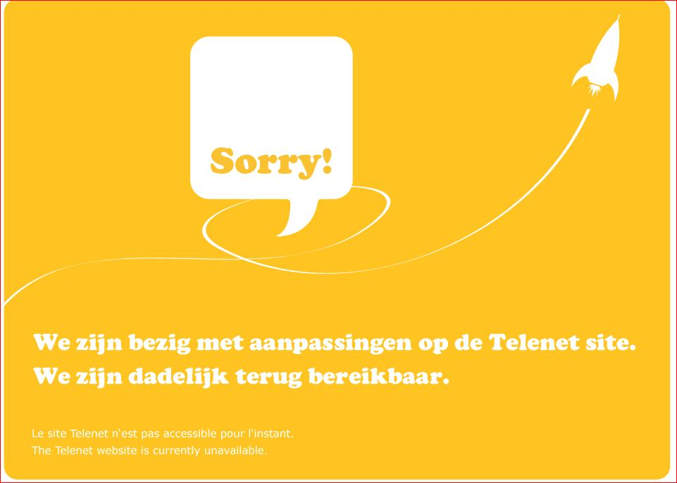 Telenet_onbereikbaar